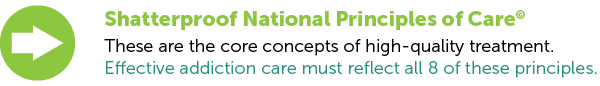 The Shatterproof National Principles of Care